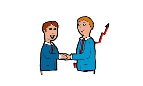 客户咨询矢量图