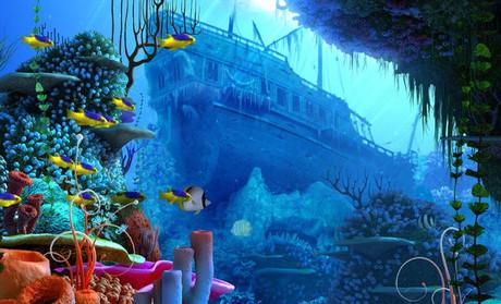 罗源--海洋世界